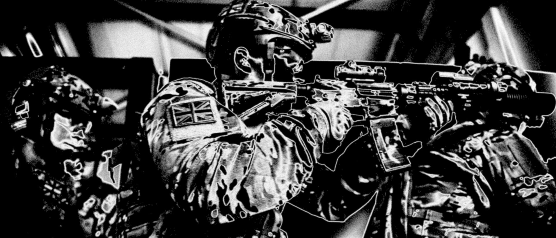 4GD – The Future of Immersive Close Combat Training